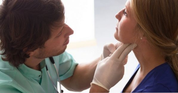 Is lymph node tuberculosis contagious?
